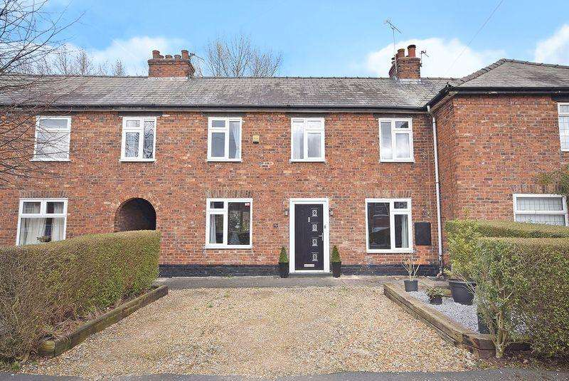 3 Bedrooms Town House for sale in Alder Avenue, Widnes