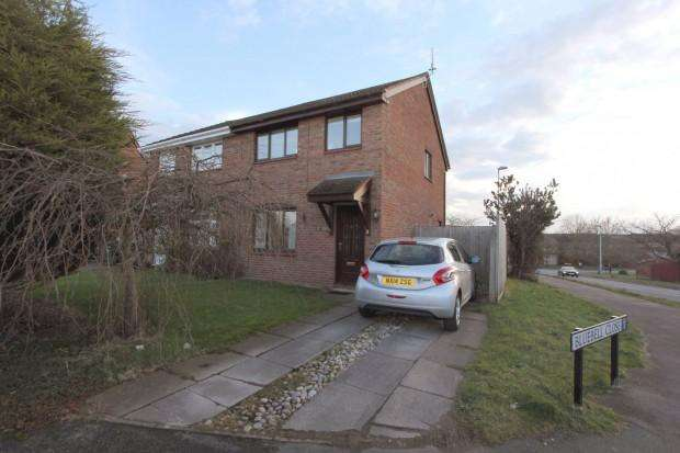 2 Bedrooms Semi Detached House for rent in Bluebell Close, Chester, CH3