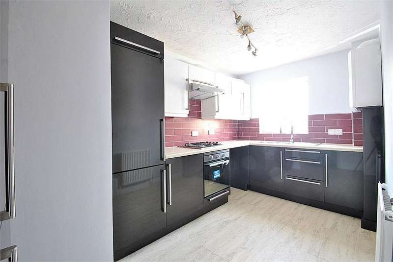 2 Bedrooms Flat for sale in Dover Close, Cricklewood, London