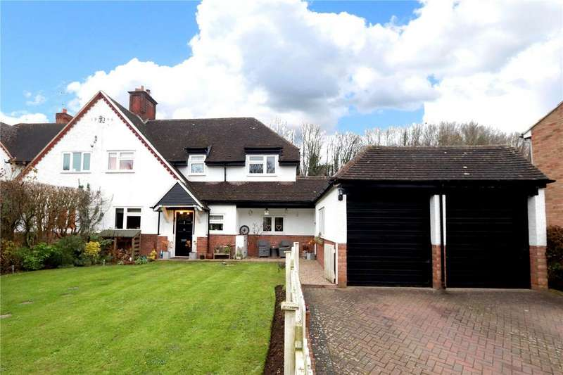 4 Bedrooms House for sale in Rucklers Lane, Kings Langley, Hertfordshire, WD4