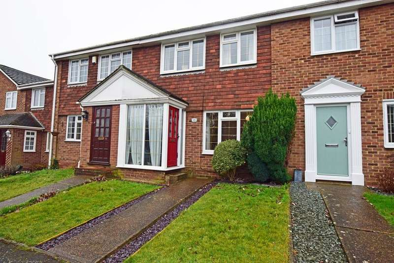 3 Bedrooms Terraced House for sale in Lombardy Close, Hempstead, Gillingham, ME7