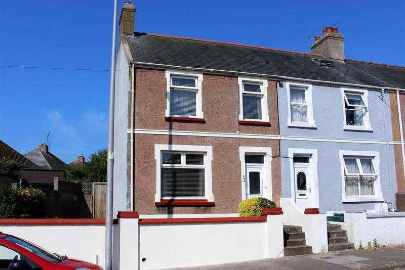 3 Bedrooms End Of Terrace House for sale in Pill Road, Milford Haven