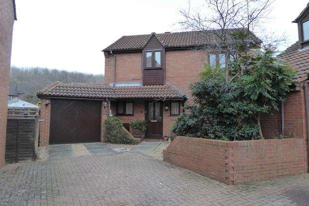 3 Bedrooms Detached House for sale in Hunsbury Green, West Hunsbury, Northampton, NN4