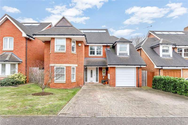 5 Bedrooms House for sale in Jubilee Walk, Kings Langley, Herts, WD4