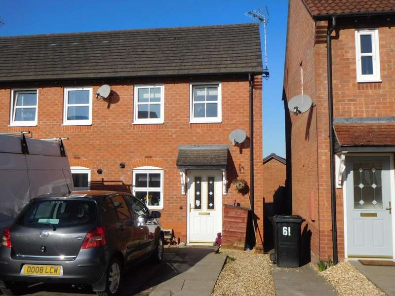 3 Bedrooms End Of Terrace House for rent in Dahn Drive, Ludlow, SY8