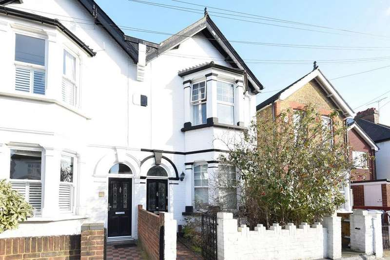 3 Bedrooms Semi Detached House for sale in Chesham Road, Kingston upon Thames