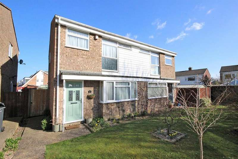 3 Bedrooms Semi Detached House for sale in Grenidge Way, Oakley