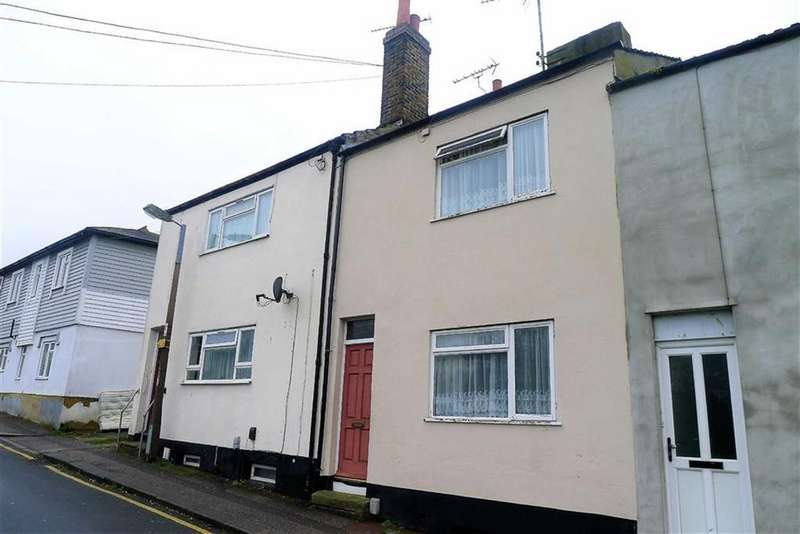 4 Bedrooms Terraced House for sale in Rochester Street, Chatham