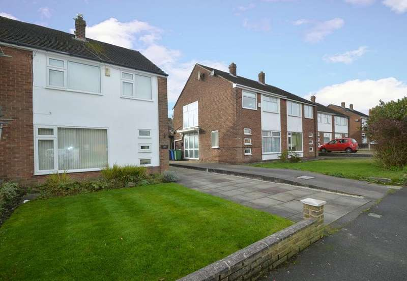3 Bedrooms Semi Detached House for sale in Park Lane, Whitefield, Manchester, M45