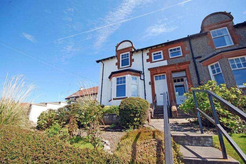 3 Bedrooms Semi-detached Villa House for rent in 15 Castle Road, Dunure, KA7 4LW