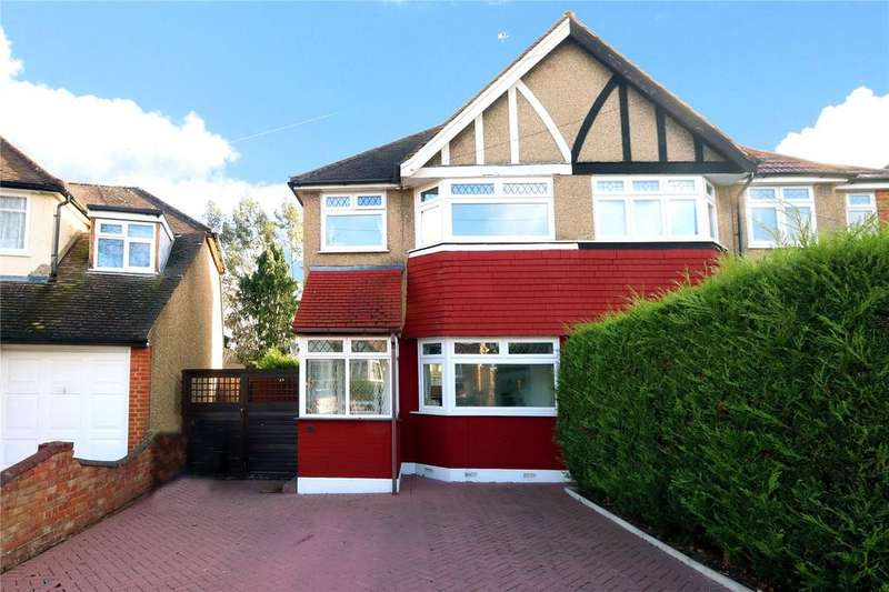 3 Bedrooms House for sale in Westfield Avenue, Watford, Herts, WD24
