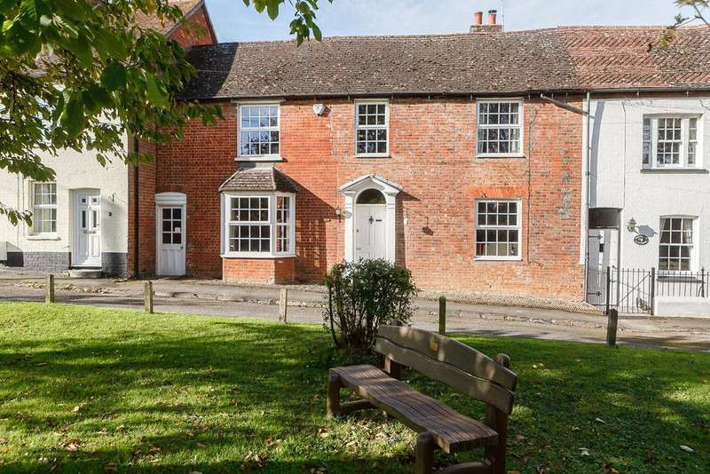 4 Bedrooms Semi Detached House for sale in Main Street, East Challow, Wantage, OX12