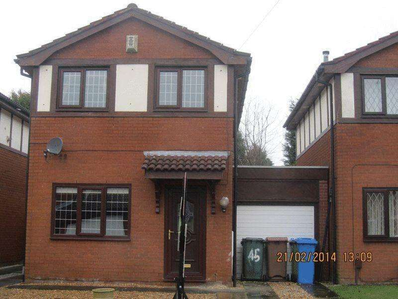 3 Bedrooms Detached House for rent in Wham Bar Drive, Heywood OL10 4PZ