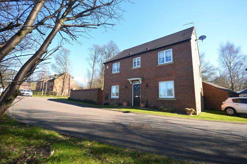 4 Bedrooms Detached House for sale in Dulson Way, Prescot
