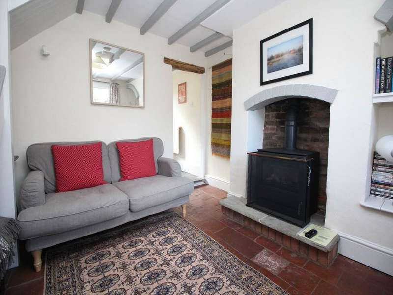 1 Bedroom Cottage House for rent in Church View Cottages, Church Street, Fladbury