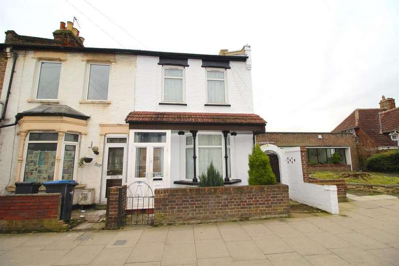 3 Bedrooms End Of Terrace House for sale in Church Street, Edmonton, N9