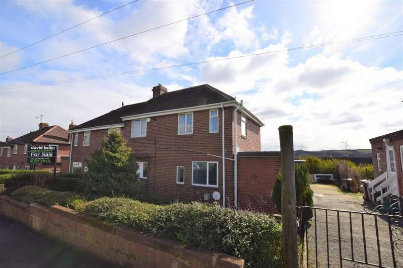 3 Bedrooms Semi Detached House for sale in Lenin Terrace, South Stanley, Co. Durham