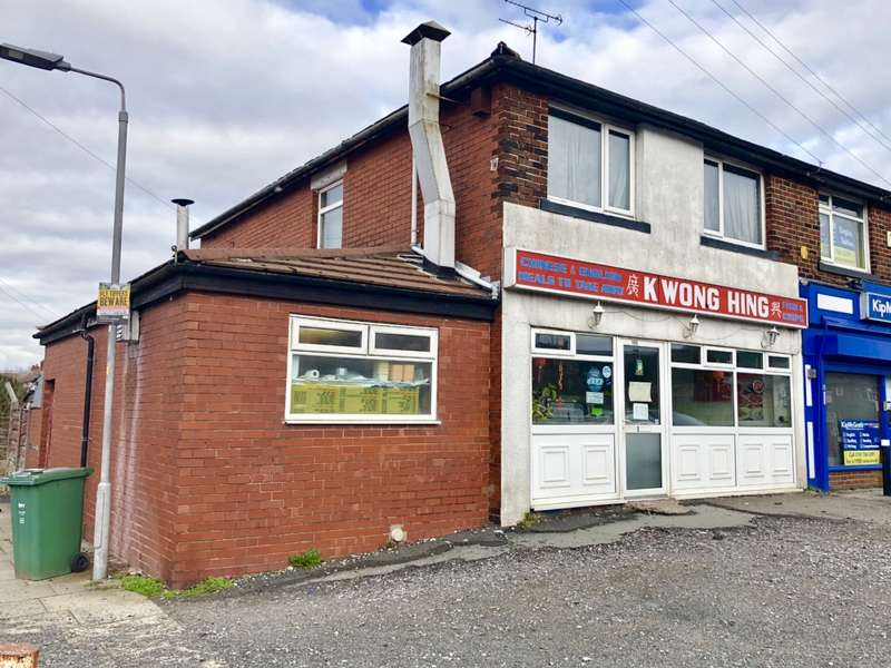 3 Bedrooms Commercial Property for sale in Radcliffe New Road