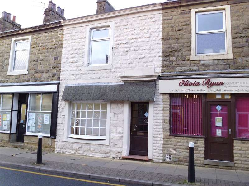 Commercial Property for sale in Pickup Street, Excellent Main Road Shop with Separate entrance to First floor Offices, CLAYTON LE MOORS