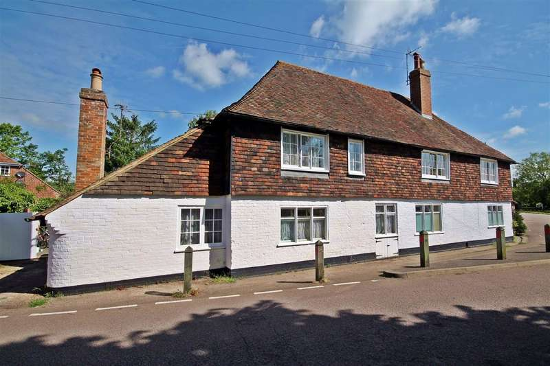 3 Bedrooms Semi Detached House for sale in Kings Head Cottage, The Green, Chartham