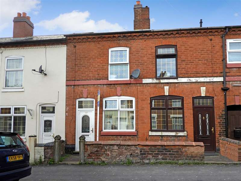 2 Bedrooms Terraced House for sale in Raleigh Street, Walsall