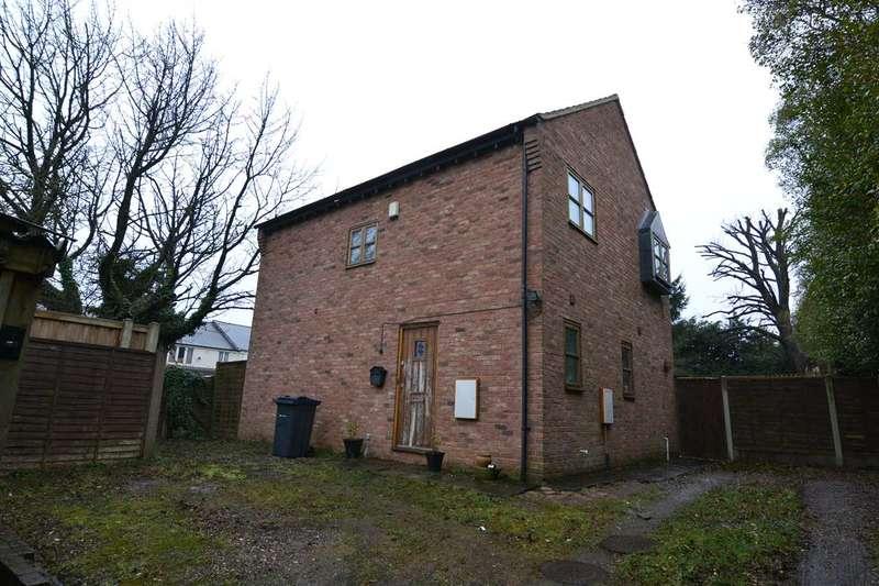 3 Bedrooms Detached House for sale in Balden Road, Harborne, Birmingham