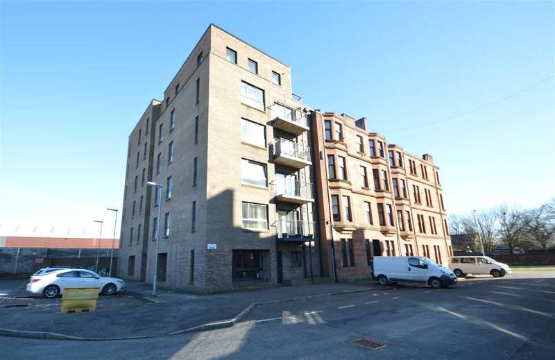 2 Bedrooms Apartment Flat for sale in Aboukir Street, Govan