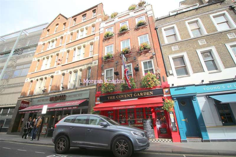 Commercial Property for sale in Bow Street, London, WC2E 7AU