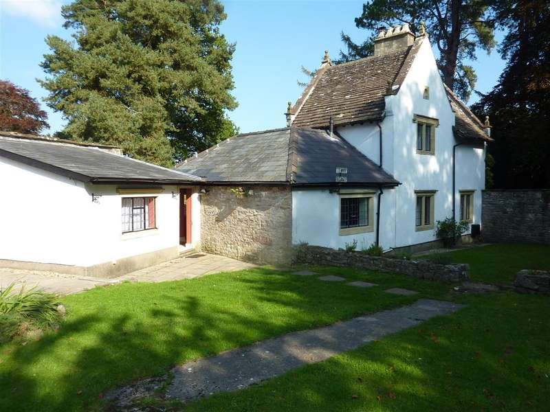 3 Bedrooms Detached House for rent in Shirenewton Hall Lodge, Shirenewton, Chepstow