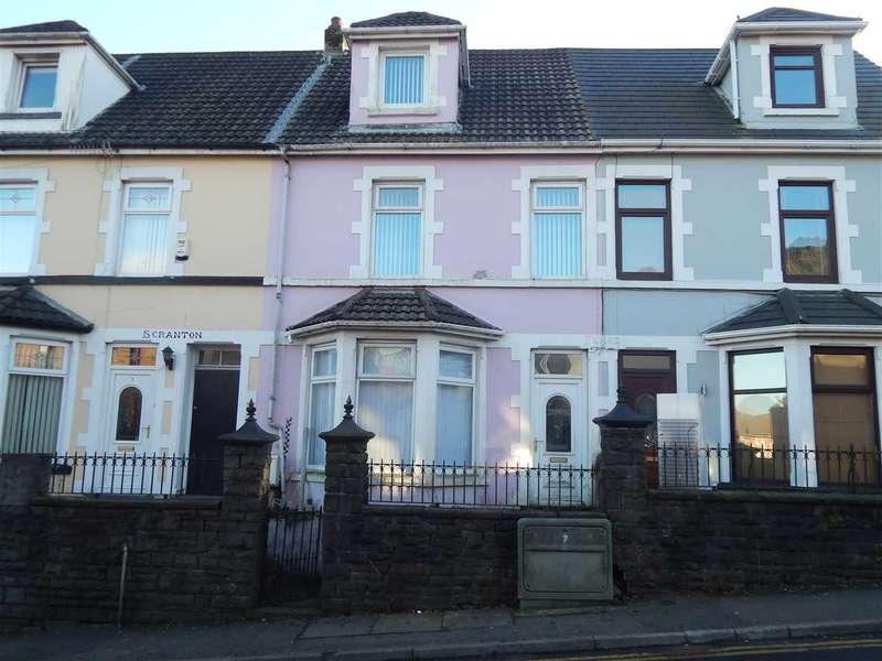 5 Bedrooms Terraced House for sale in Scranton Villas, Porth