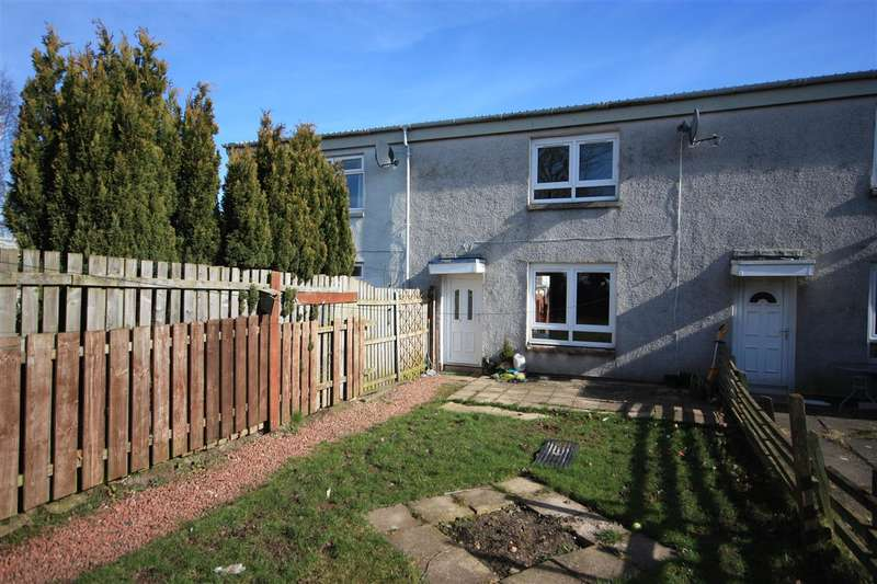 2 Bedrooms Terraced House for sale in Marguerite Gardens, Bothwell