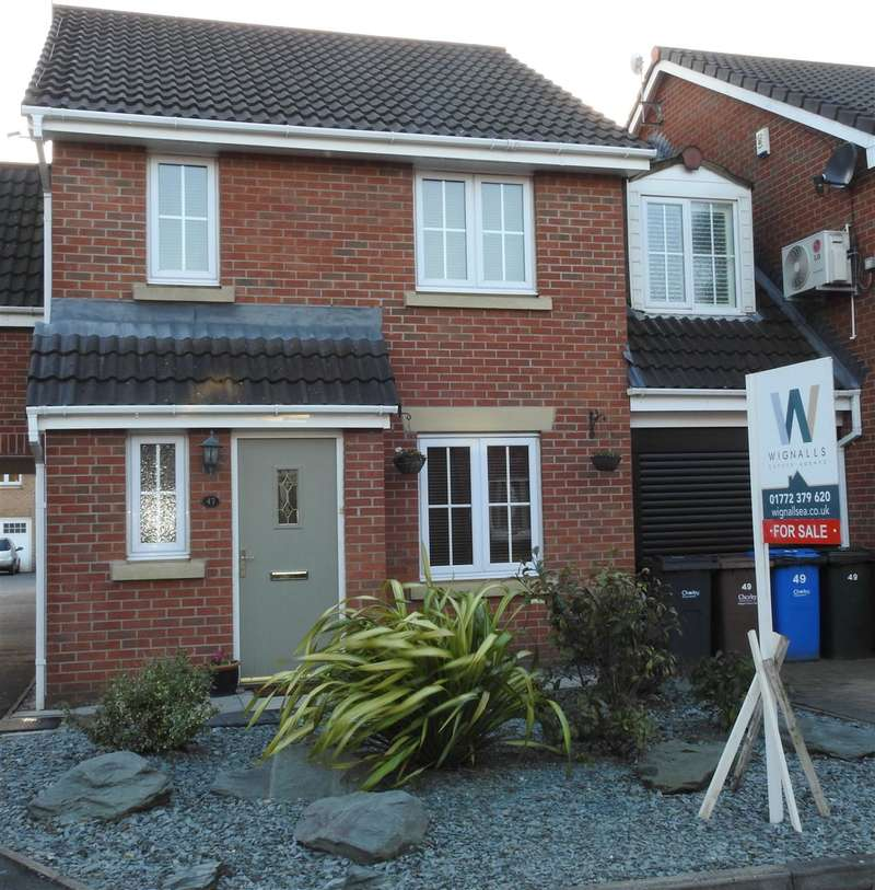 3 Bedrooms Link Detached House for sale in Marine Crescent, Buckshaw Village