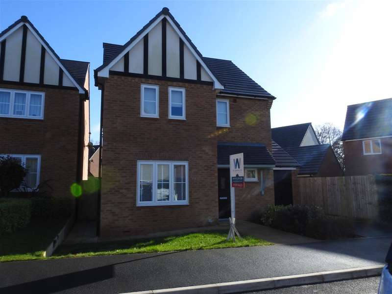 3 Bedrooms Detached House for sale in Dunnerholme Avenue, Buckshaw Village