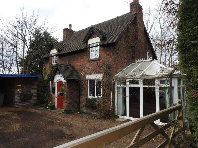 3 Bedrooms Detached House for sale in Sycamore Cottage, Manchester Road, Carrington, Manchester