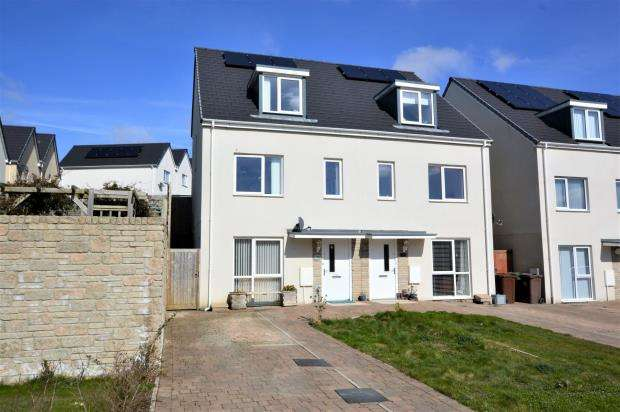 3 Bedrooms Semi Detached House for sale in Woodville Road, Plymouth, Devon