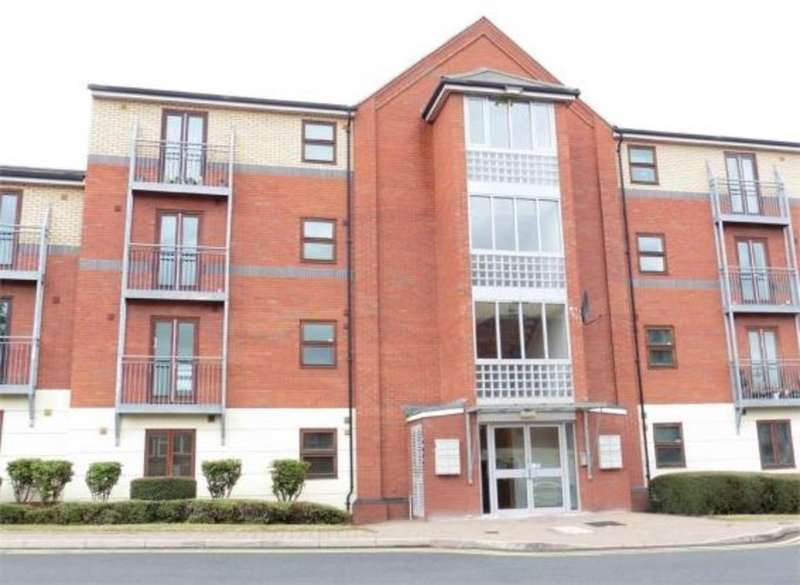 2 Bedrooms Flat for sale in Consort Place, Tamworth B79
