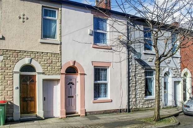 2 Bedrooms Terraced House for sale in Lowndes Street, Preston, Lancashire