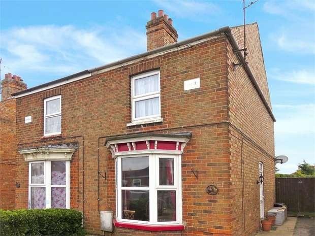 2 Bedrooms Semi Detached House for sale in Pennygate, Spalding, Lincolnshire