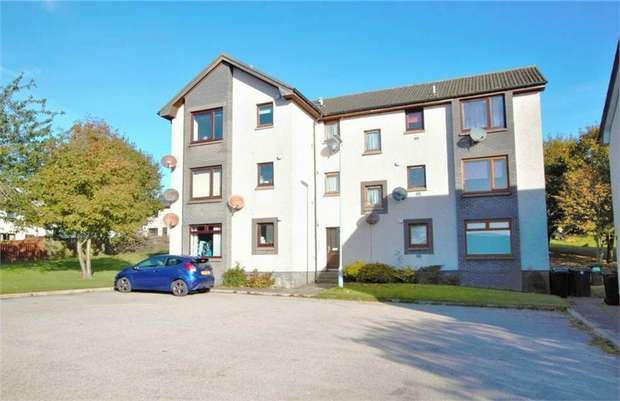 1 Bedroom Flat for sale in Fairview Circle, Danestone, Aberdeen