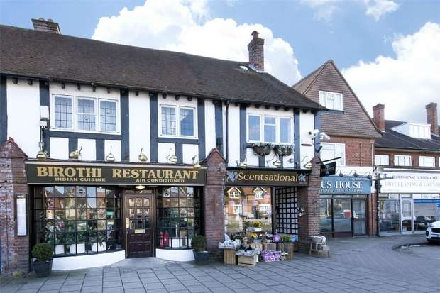 3 Bedrooms Commercial Property for sale in Swakeleys Road, Ickenham, Greater London