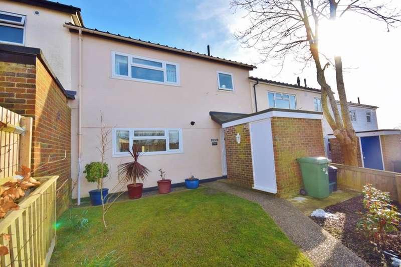 4 Bedrooms Terraced House for sale in Winklebury, Basingstoke, RG23