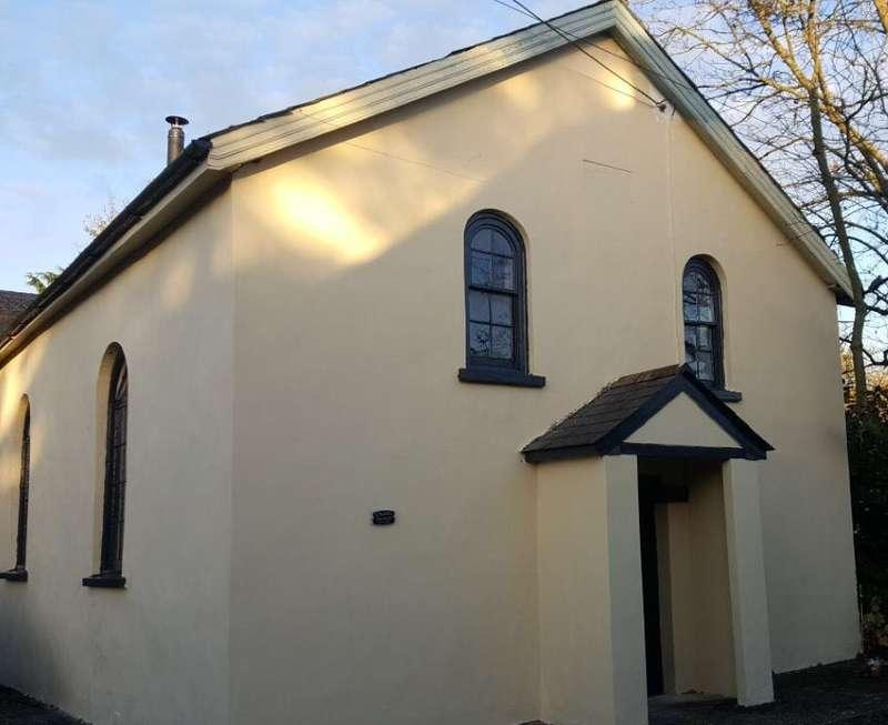 Detached House for sale in Chapel House, Back Lane, Vernham Dean, Andover, Hampshire, SP11 0LE