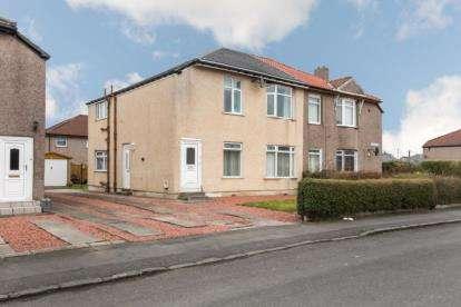 3 Bedrooms Flat for sale in Kingsheath Avenue, Rutherglen, Glasgow, South Lanarkshire