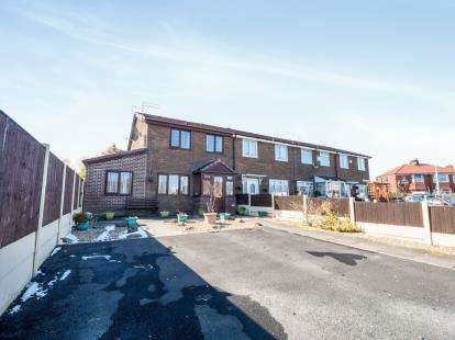 5 Bedrooms Semi Detached House for sale in Duchy Road, Salford, Greater Manchester