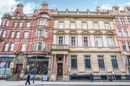 2 Bedrooms Flat for sale in Park Row, Leeds, West Yorkshire