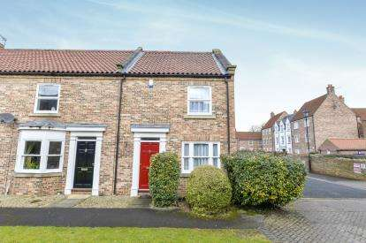 2 Bedrooms End Of Terrace House for sale in The Old Market, Yarm, Stockton On Tees