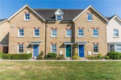 3 Bedrooms Town House for sale in Oakington, Cambridge
