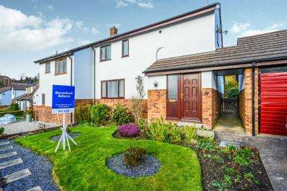 3 Bedrooms Semi Detached House for sale in Nant Yr Efail, Glan Conwy, Conwy, North Wales, LL28