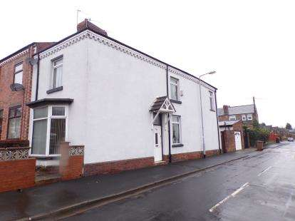 3 Bedrooms End Of Terrace House for sale in Roby Street, St. Helens, Merseyside, WA10