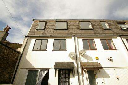 2 Bedrooms End Of Terrace House for sale in North Hill, Plymouth, Devon